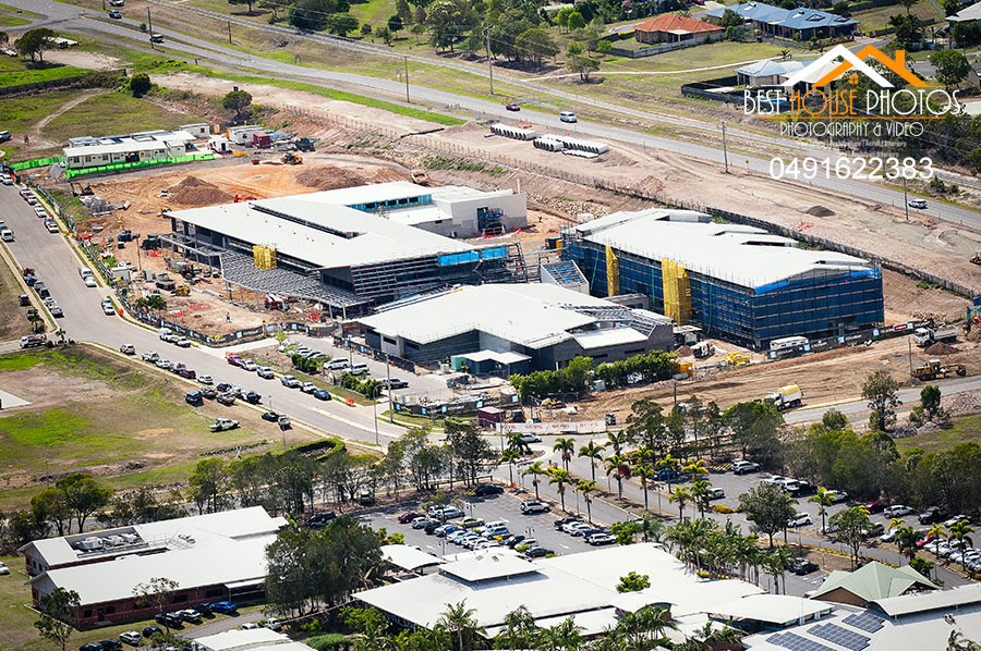 Hervey Bay aerial photographer 01